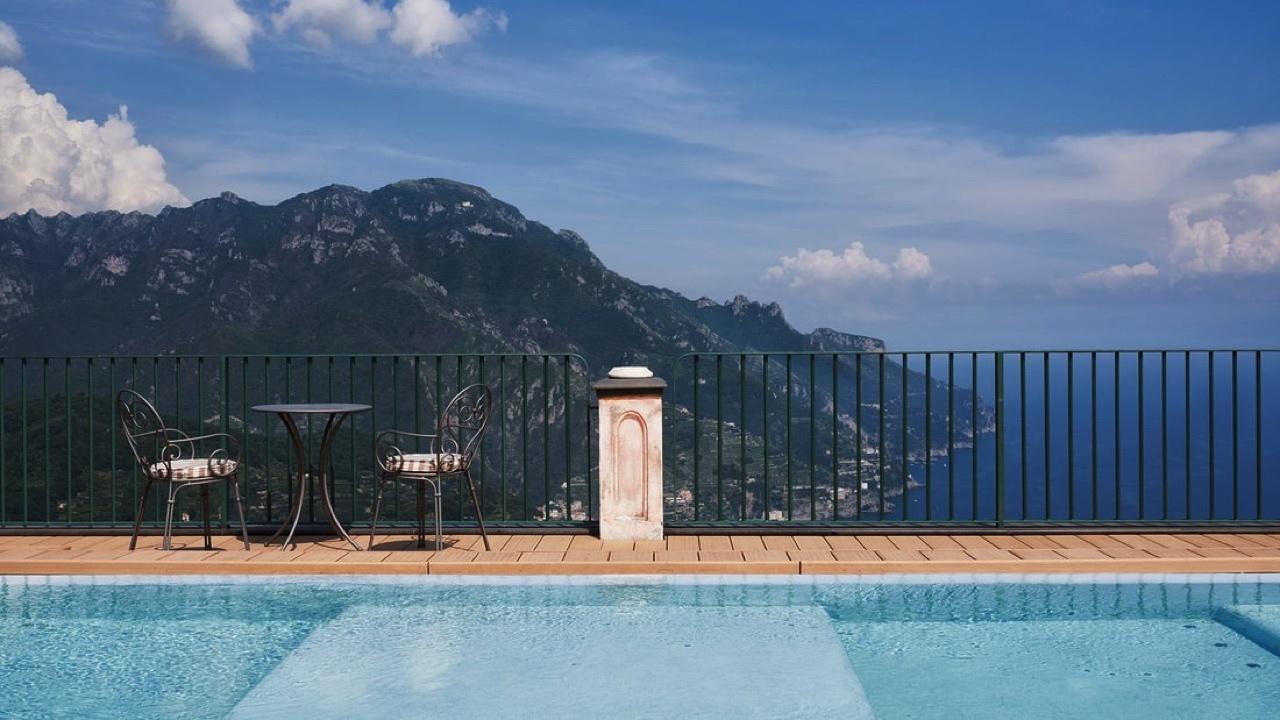 vue mer cote amalfitaine hotel palazzo avino