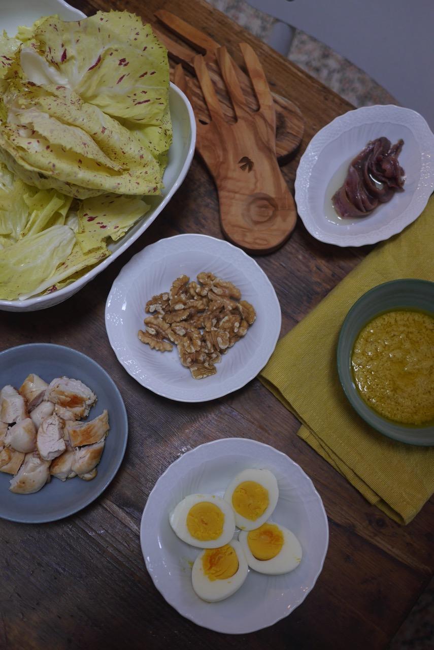 my italian bowl salade cesar ingrédients