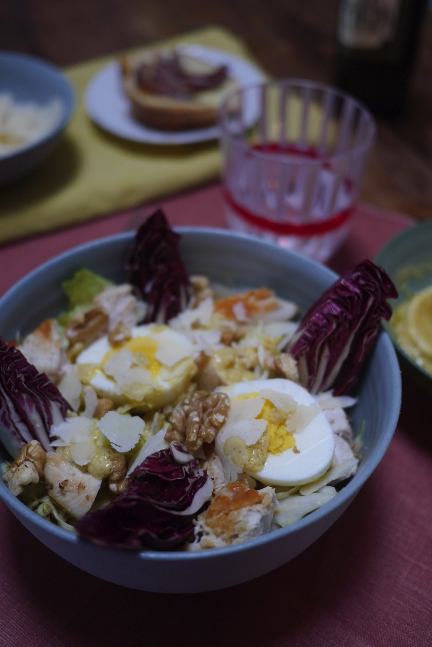 my italian bowl salade cesar