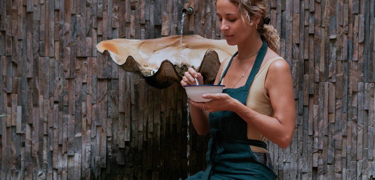 La diète italienne, chapitre 14 / Alessandra Mariotti, cheffe holistique