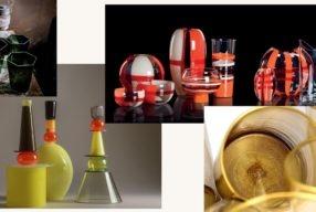 Excellence du décor italien, le verre de Murano