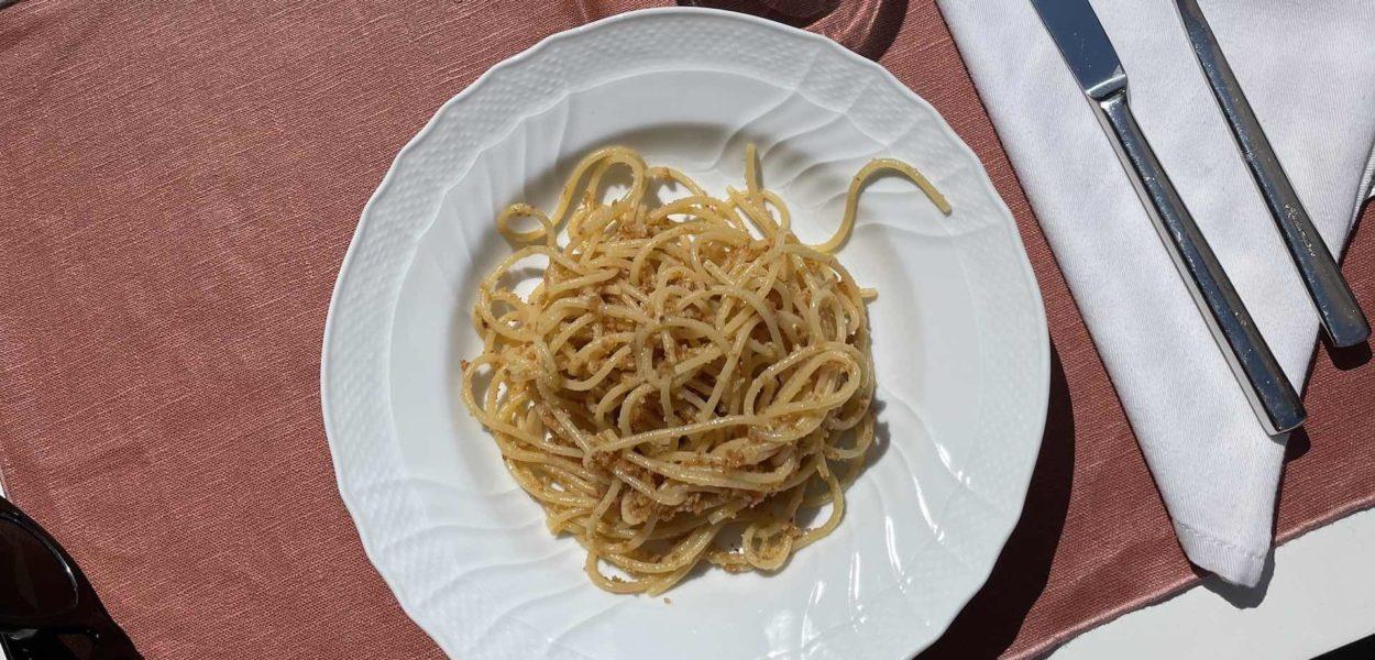 MIMOK #36 Les spaghetti à la poutargue
