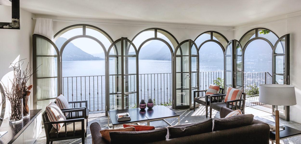 HOTEL HUNTING #19 / Villa Làrio, lac de Côme