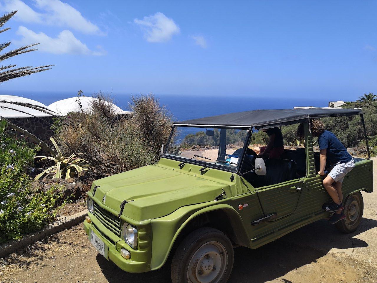 road trip italie pantelleria
