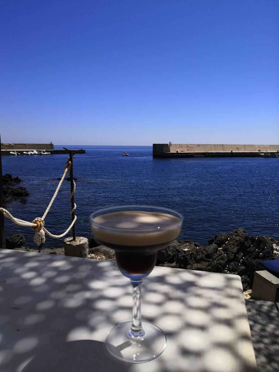 café italie pantelleria