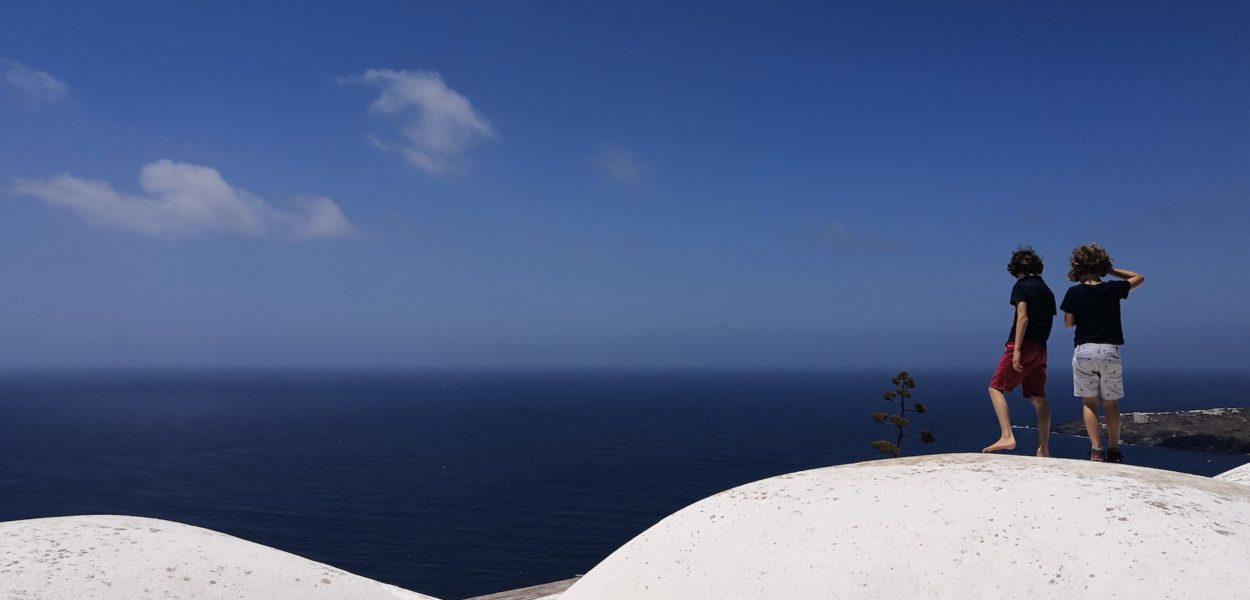 Family Roadtrip / Pantelleria, la perle noire de la Sicile