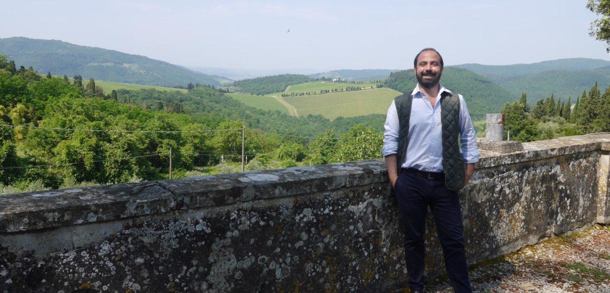 La diète italienne, chapitre 15 / Gerardo Gondi, producteur de vin