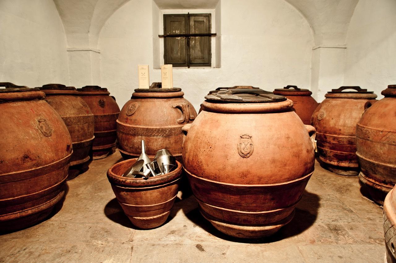 Cantina vin Tenuta Bossi Marchesi Gondi