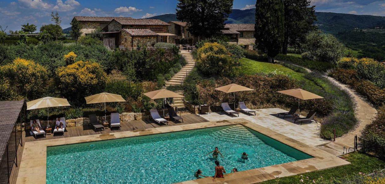 Nos logements préférés dans le Chianti !