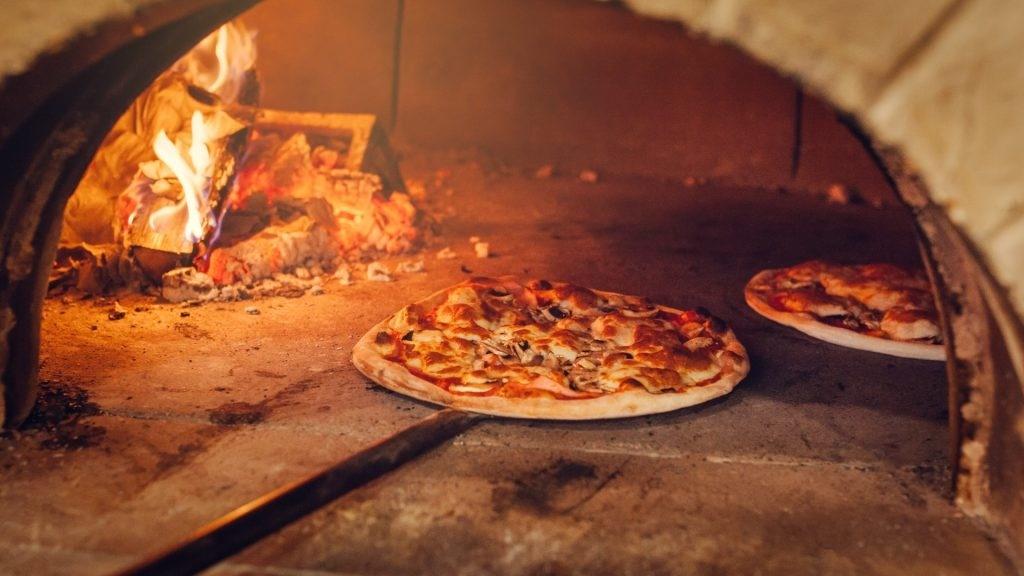 pizza florence feu de bois