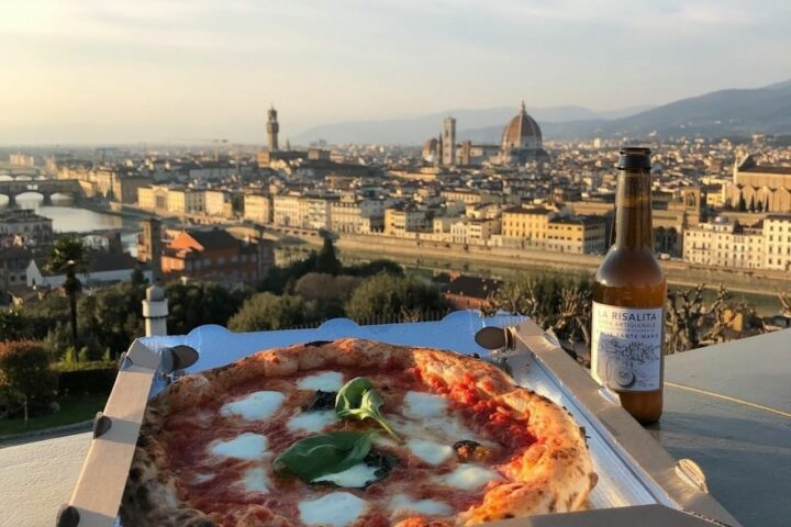 pizza florence biere